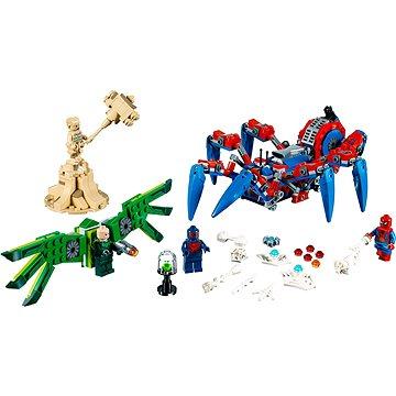 LEGO Super Heroes 76114 Spider-manův pavoukolez (5702016368871)