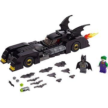 LEGO Super Heroes 76119 Batmobile: pronásledování Jokera (5702016369137)