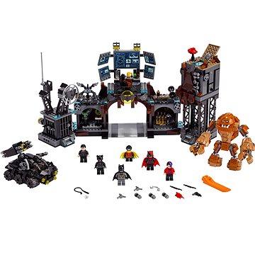 LEGO Super Heroes 76122 Clayface útočí na Batmanovu jeskyni (5702016369045)
