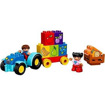 LEGO DUPLO 10615 Moje první stavebnice, Můj první traktor (5702015355100)