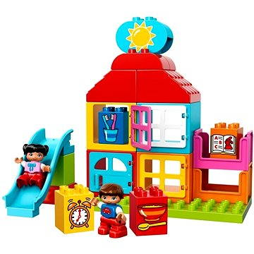 LEGO DUPLO 10616 Moje první stavebnice, Můj první domeček na hraní (5702015355117)
