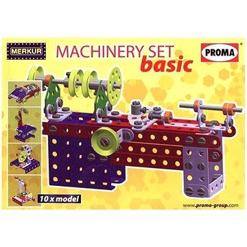 Merkur Machinery Set Basic (8592782001600)