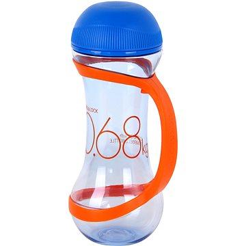 "Lock&Lock Sportovní láhev ""činka"" 560ml modrá (HAP505B)"