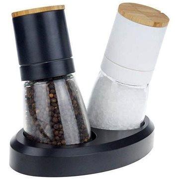 Toro Mlýnek na sůl a pepř, 6.5/13.2cm, 140ml, 2ks (267008)