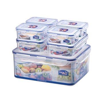 Lock&Lock Dóza na potraviny Lock - set 7ks HPL836SC (HPL836SC)