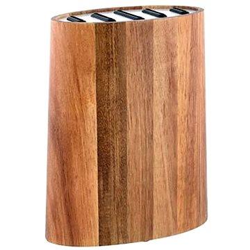 Toro Blok na nože, akátové dřevo+nerezová ocel (267002)