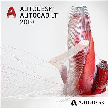 AutoCAD LT 2019 Commercial New na 1 rok (elektronická licence) (057K1-WW8695-T548)