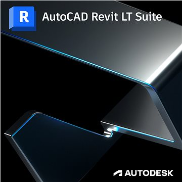 AutoCAD Revit LT Suite 2020 Commercial New na 1 rok (elektronická licence) (834L1-WW8695-T548)