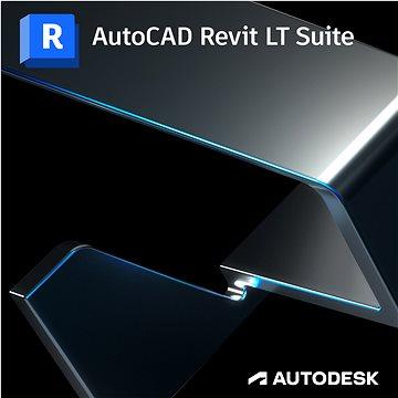 AutoCAD Revit LT Suite Commercial Renewal na 1 rok (elektronická licence) (834F1-009704-T385)
