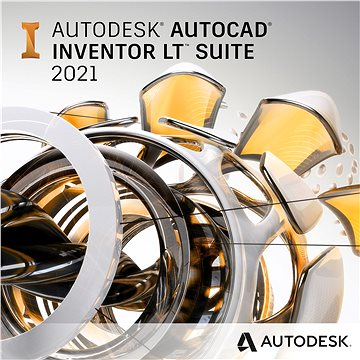 AutoCAD Inventor LT Suite 2020 Commercial New na 1 rok (elektronická licence) (596L1-WW8695-T548)