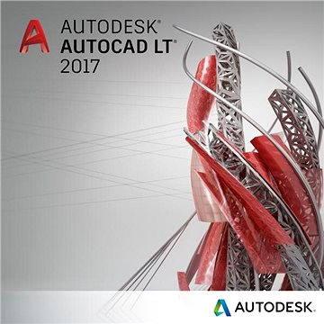 AutoCAD LT 2017 Commercial Renewal na 2 roky (elektronická licence) (057I1-009004-T711)