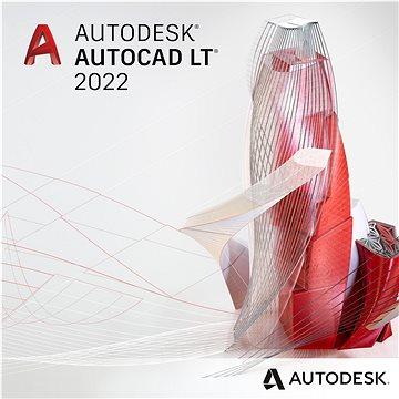 AutoCAD LT Commercial Renewal na 3 roky (elektronická licence) (057I1-007670-T662)