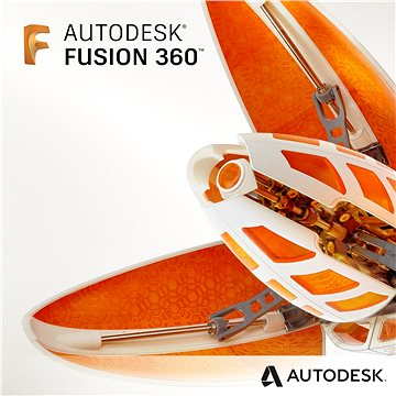 Fusion 360 CLOUD Commercial New na 1 rok (elektronická licence) (C1ZK1-NS1311-T483)