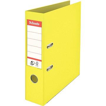 ESSELTE No. 1 Power Colour´Ice A4 75mm žlutý (626502)