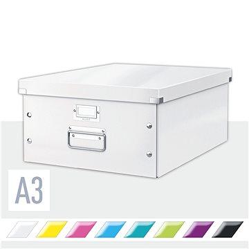 LEITZ Click-N-Store velikost L (A3) - bílá (1730401)