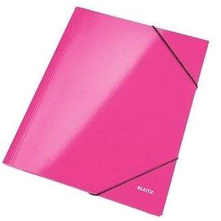 LEITZ Wow růžové - 250 listů (39820023)