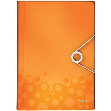 LEITZ Wow - metalická oranžová (45890044)