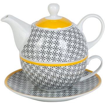 By-inspire Sada konvička s čaj. šálkem ZEM (7694-00-26)
