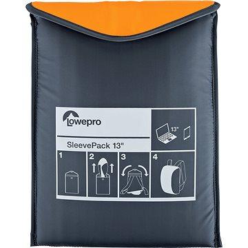 Lowepro SleevePack 13 oranžová/šedá (E61PLW37095)