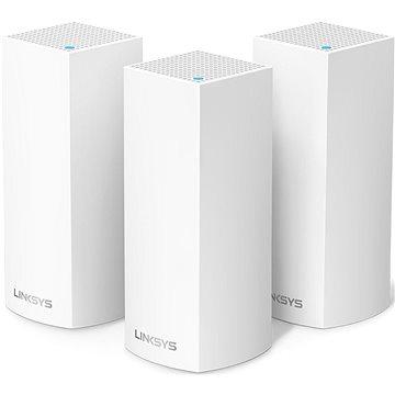 Linksys Velop AC6600 Whole Home Wi-Fi (3 jednotky) (WHW0303-EU)