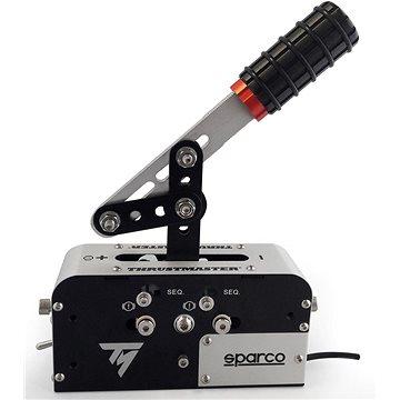 Thrustmaster - sekvenční řadící páka a ruční brzda TSSH Sparco (4060107)