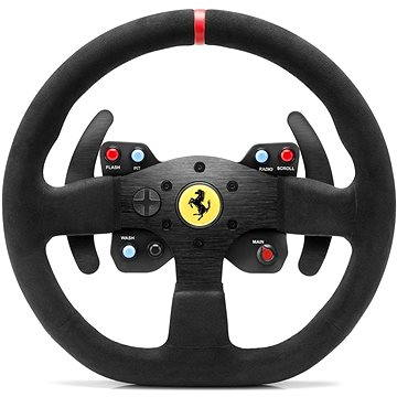 Thrustmaster Ferrari 599XX Evo 30 Alcantara Wheel Add-on (4060071)