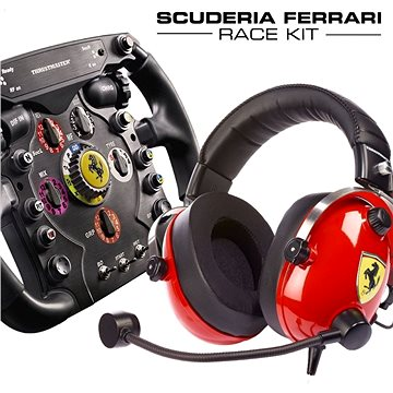 Thrustmaster SCUDERIA Ferrari Race kit (4160764)