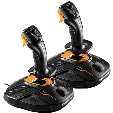 Thrustmaster T16000M Space SIM duo stick Hotas (2960815)