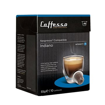 Caffesso Indiano CA10-IND