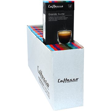 Caffesso Grande Gusto Selection box CA160-GRA