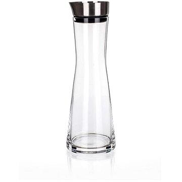 MAISON FORINE Karafa skleněná s nerezovou zátkou 1000 ml, MF (A13320)