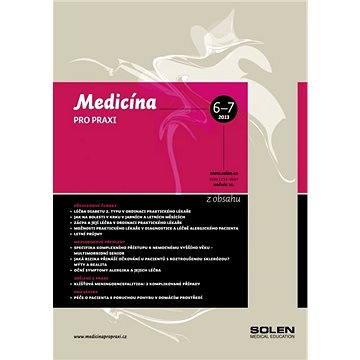 Medicína pro praxi - 6-7/2013 (32395)