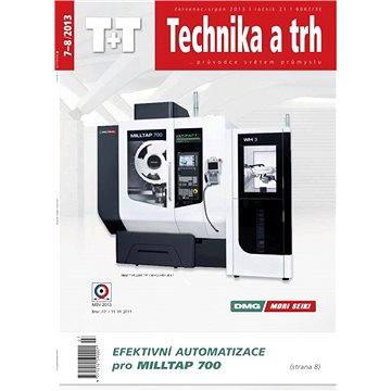 T+T Technika a Trh - 7-8/2013 (34059)