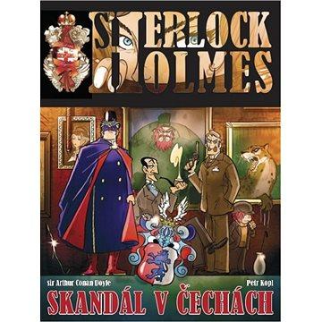 Sherlock Holmes – Skandál v Čechách (69676)