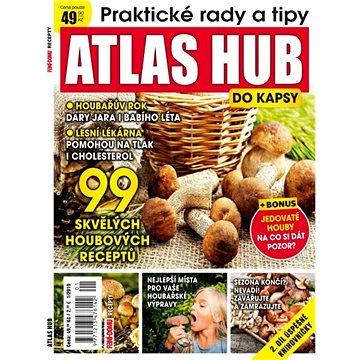 Knihovnička Paní domu - Atlas hub
