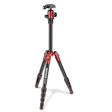 Manfrotto Element Traveller MKELES5RD-BH červený (MKELES5RD-BH)