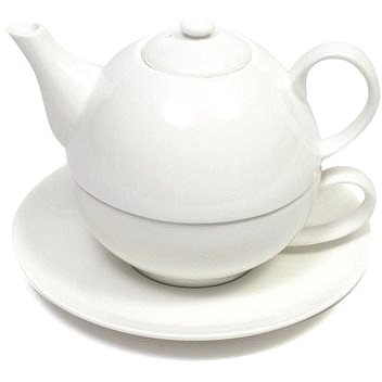 Maxwell & Williams Tea for One WHITE BASICS (AA8104)