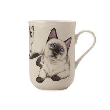 Maxwell & Williams Hrnek 300ml Cashmere Pets Cat Siamese (PB0715)