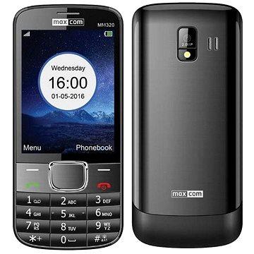 Maxcom MM320 černý (MM320BKSS)
