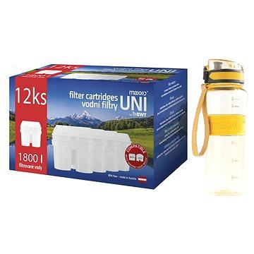 MAXXO UNI filtry 12ks + sportovní láhev