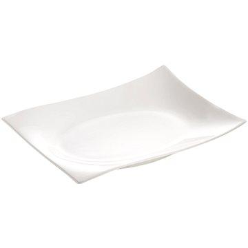 Maxwell & Williams MOTION Obdélníkový servírovací talíř/podnos 20x15cm sada 4ks (RP00320)