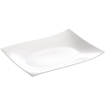 Maxwell & Williams MOTION Obdélníkový servírovací talíř/podnos 30x22cm sada 4ks (RP00330)