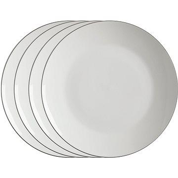 Maxwell & Williams Sada dezertních talířů 19cm 4ks WBA EDGE (FX0022)