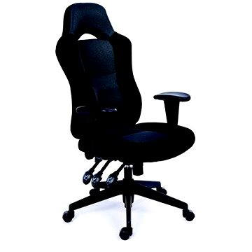 MAYAH Executive Racer černo/šedá (11187-01 BLACK/GRAY)