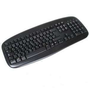 Logitech Value Keyboard (967648-0128)
