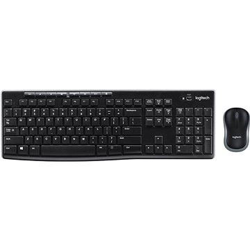 Logitech Wireless Desktop MK270 DE (920-004511)