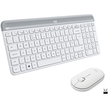 Logitech Slim Wireless Combo MK470 US (920-009205)
