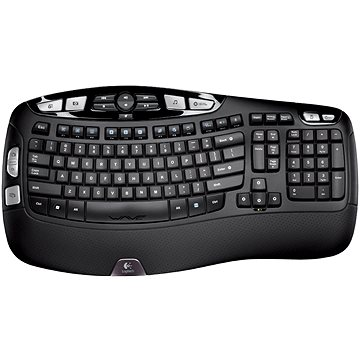 Logitech Wireless Keyboard K350 DE (920-004484)