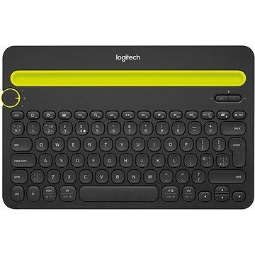 Logitech Bluetooth Multi-Device Keyboard K480 US černá (920-006366)