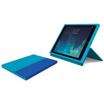 Logitech BLOK Case pro iPad Air 2 - modrozelený (939-001252)